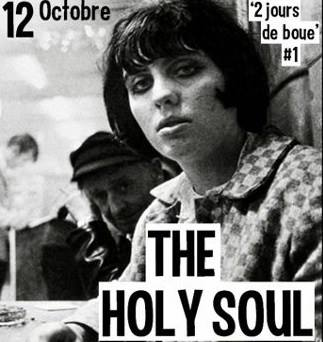 The Holy Soul - psychedelic