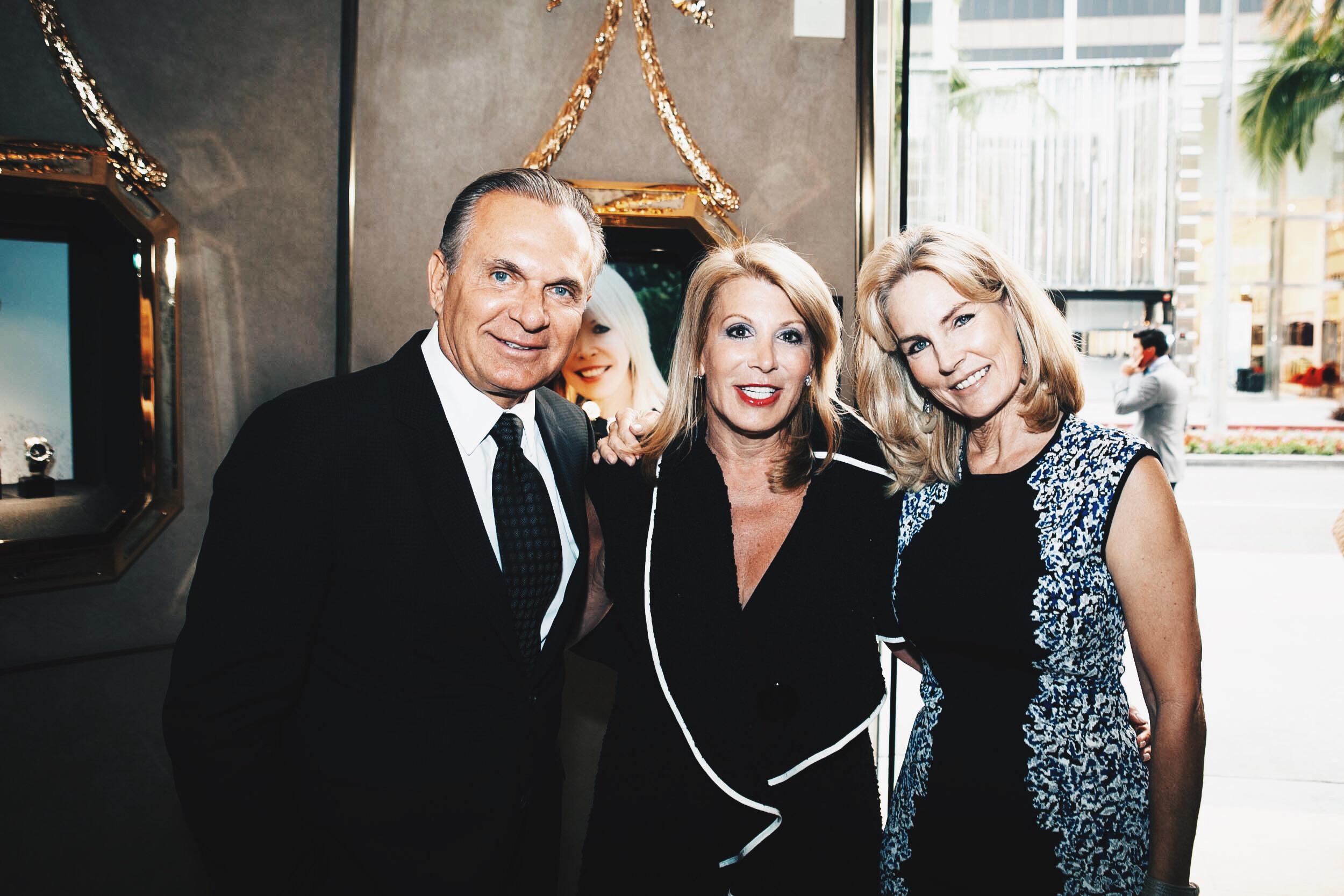 Dr. Andrew Ordon, Dottie, Robyn Ordon