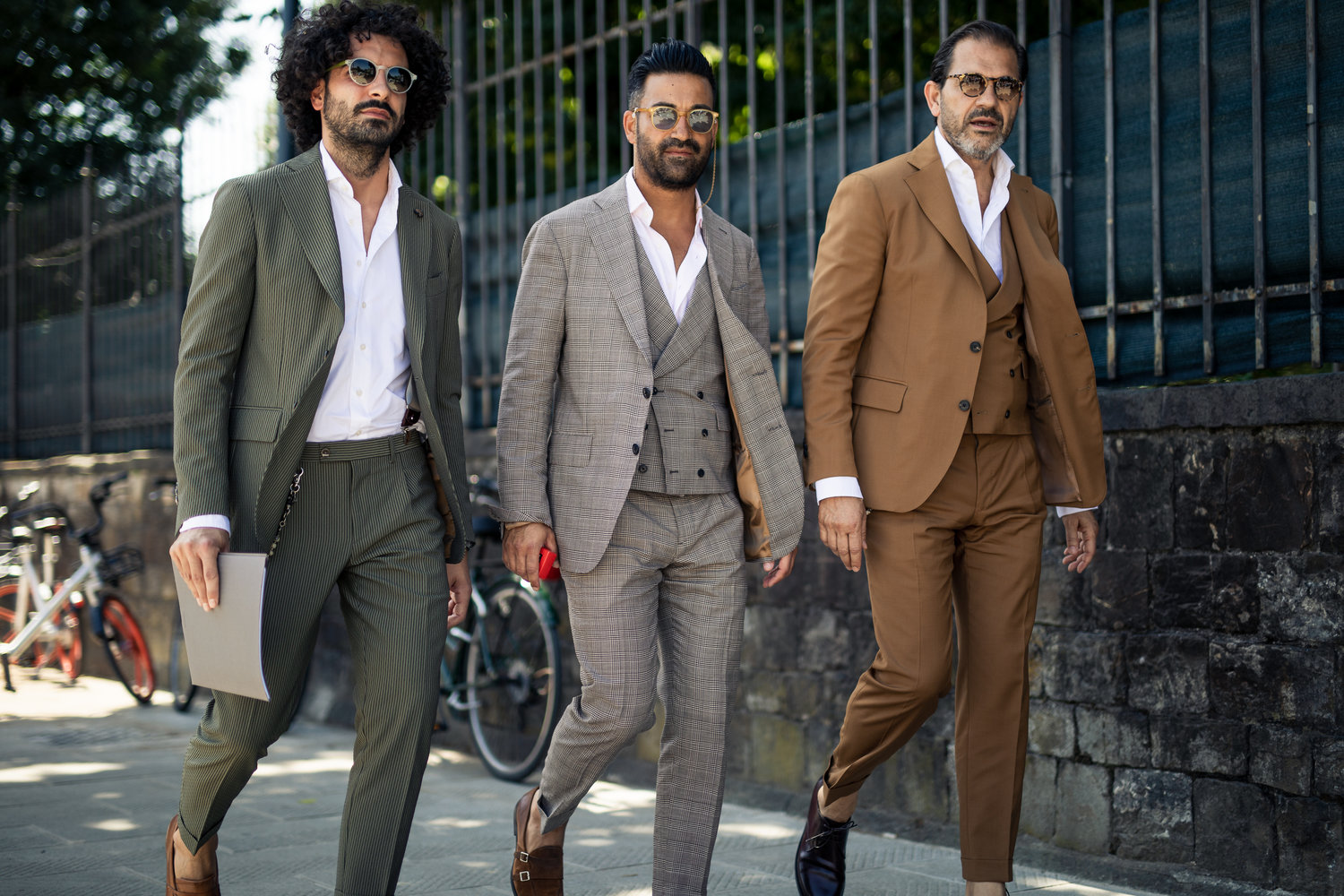 Pitti Uomo — Blog — MEN'S FASHION POST