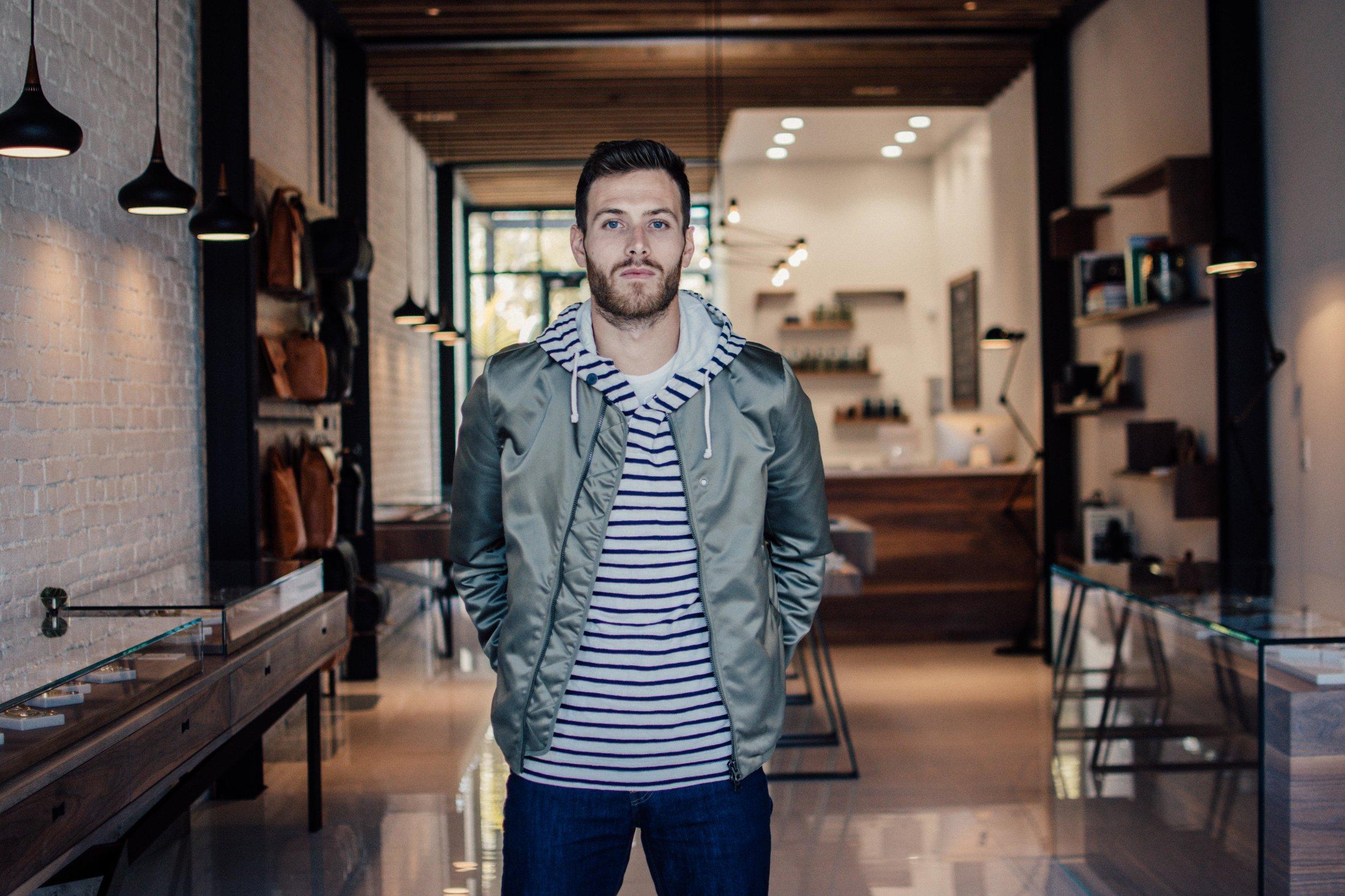 Michael Saiger of Miansai on Building a Brand — MEN'S FASHION POST