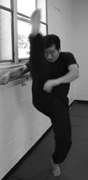 High Kick Flexibility by Sang H. Kim