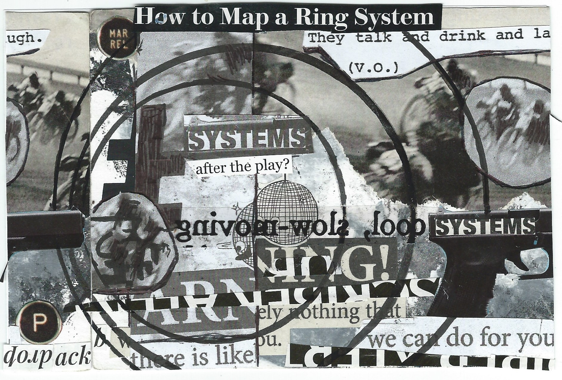 j4 - How to Map a Ring System