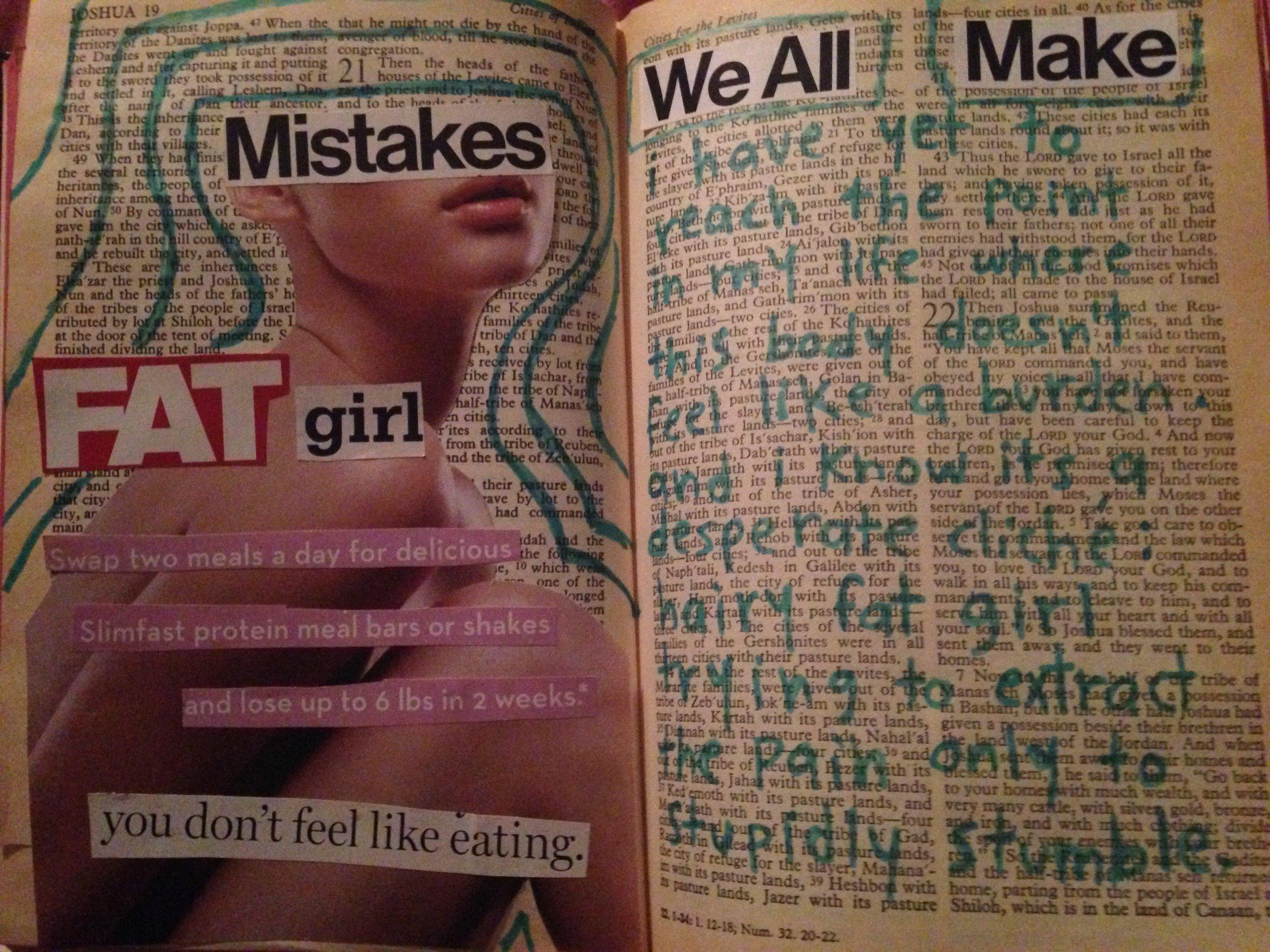 Erika Ruiz- Mistakes We All Make