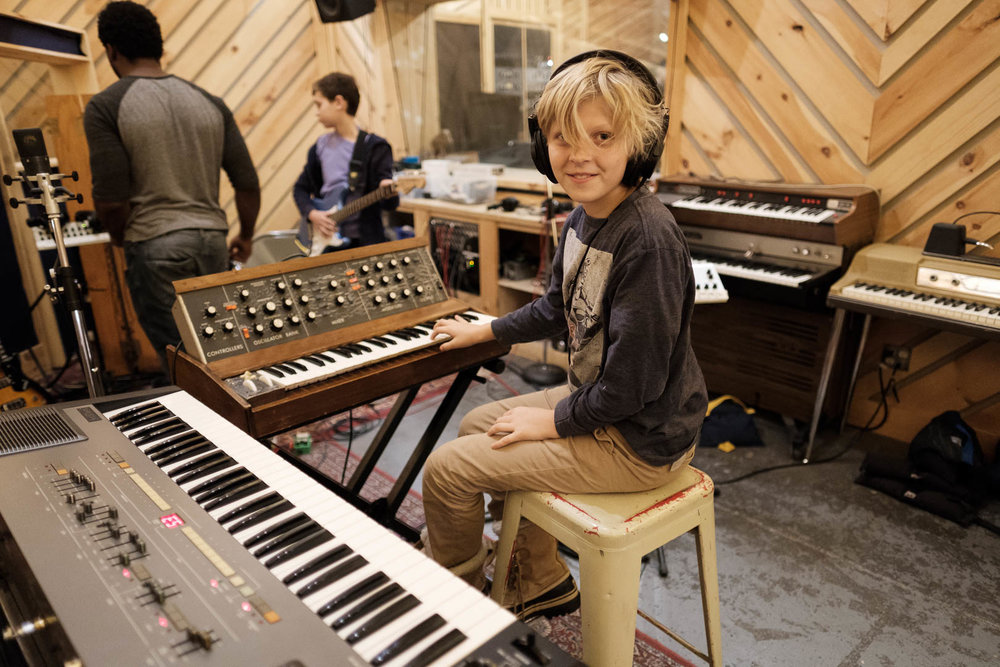 PSRS Brooklyn Summer Camp Studio