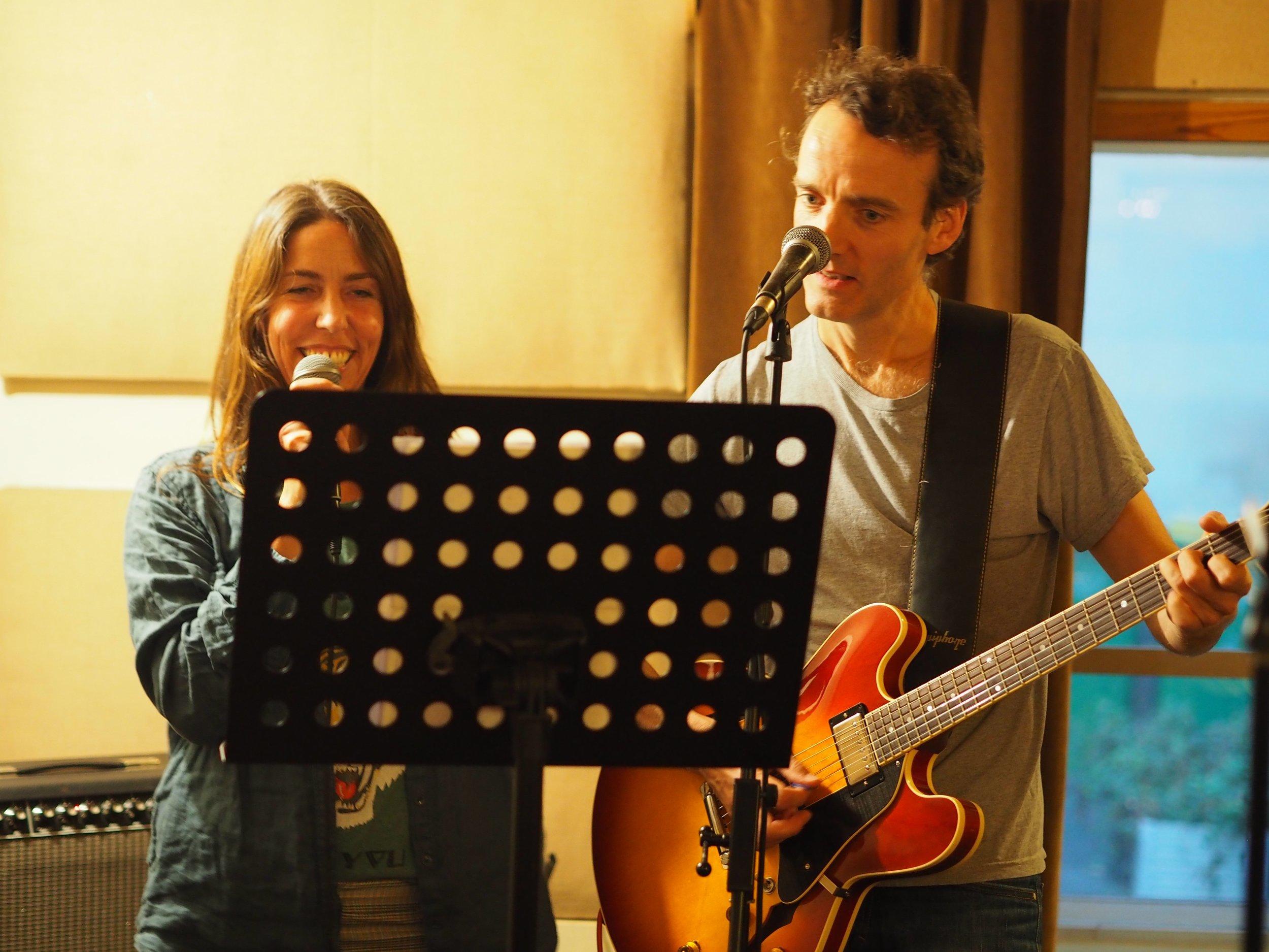 Paris Adults Rock Performance Program