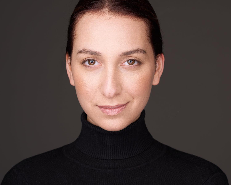 צילום בוק שחקים - דורין מנדל, שחקנית