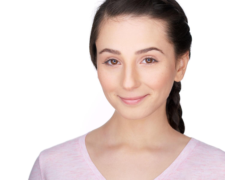 צילום תמונות פרופיל - הדר ברנסטיין, שחקנית