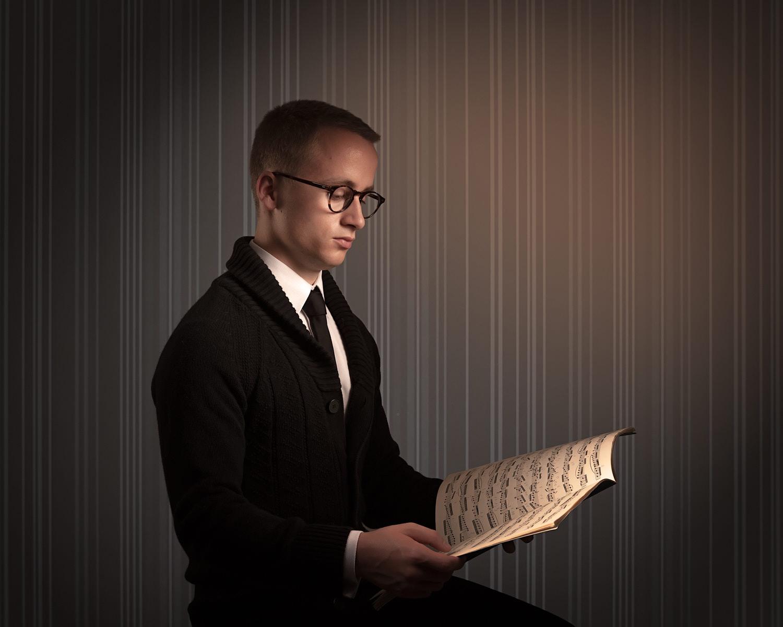 פורטרט תדמיתי למוזיקאים - קים הרלד פלטנר