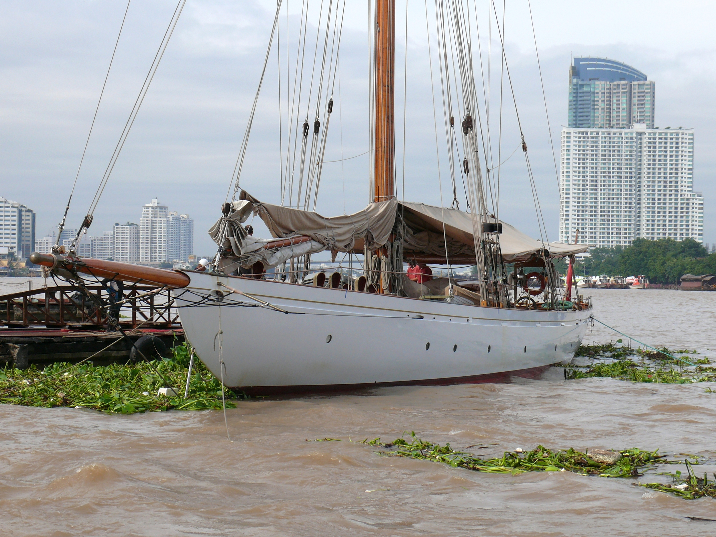 112'MERRY MAID' - BANGKOK DOCK 2012