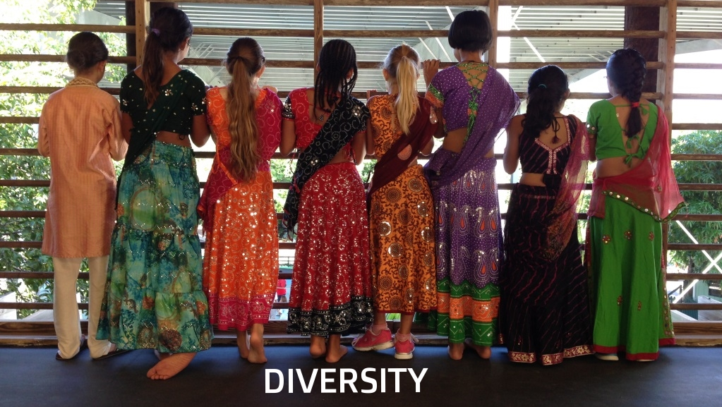 Like our island, our school is a truly global community - ethnically, racially, socioeconomically and religiously.