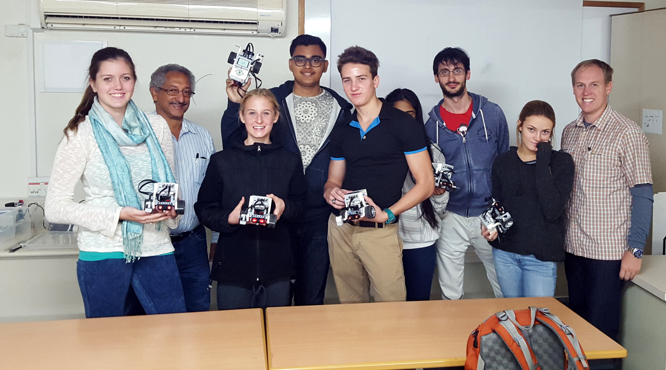 Robotics Lab at Weizmann