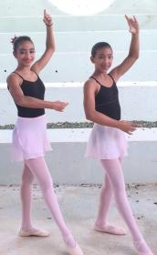 Marissa and Maia