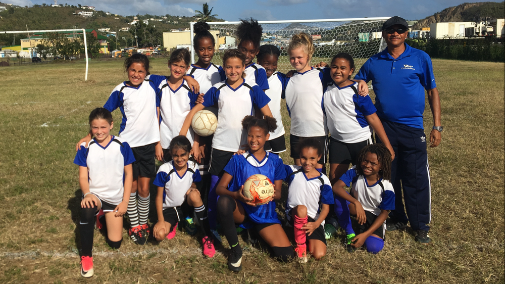 2019 ELEMENTARY GIRLS SOCCER TEAM