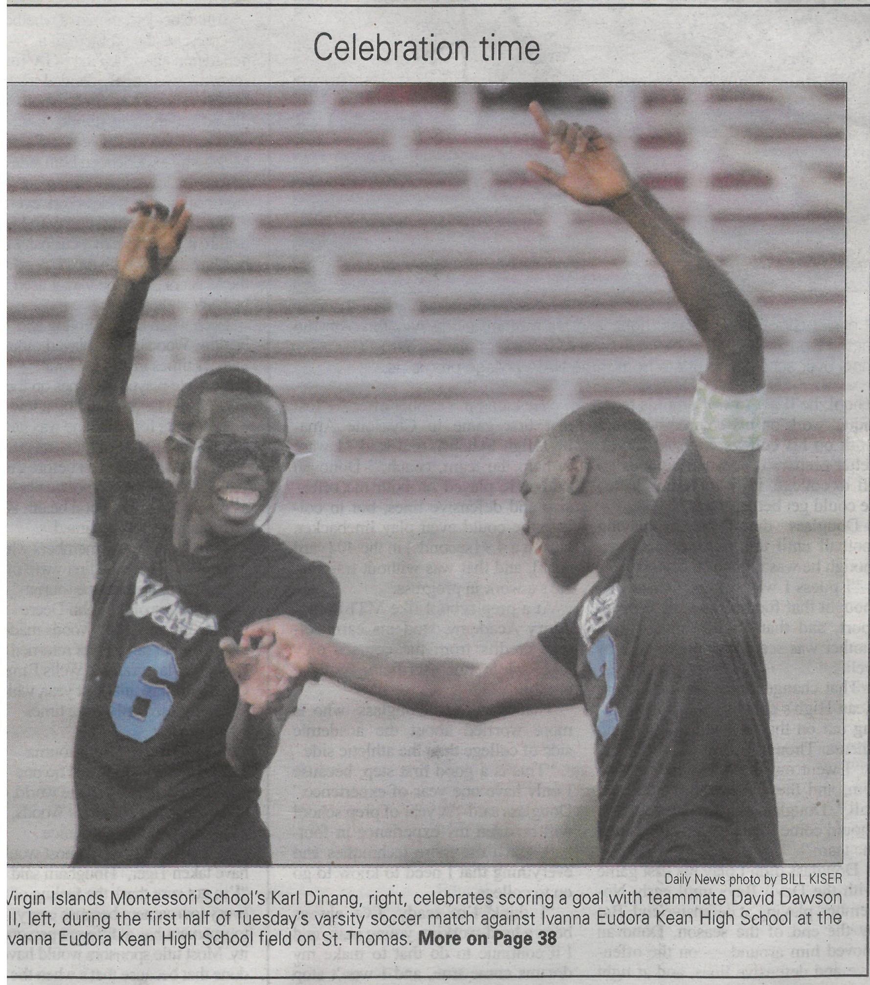 Daily News Photo Credit Bill Kiser