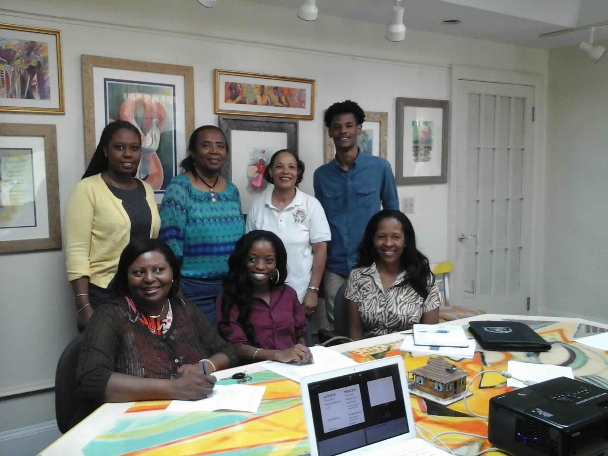 IDB Summer Workshop Meeting.JPG