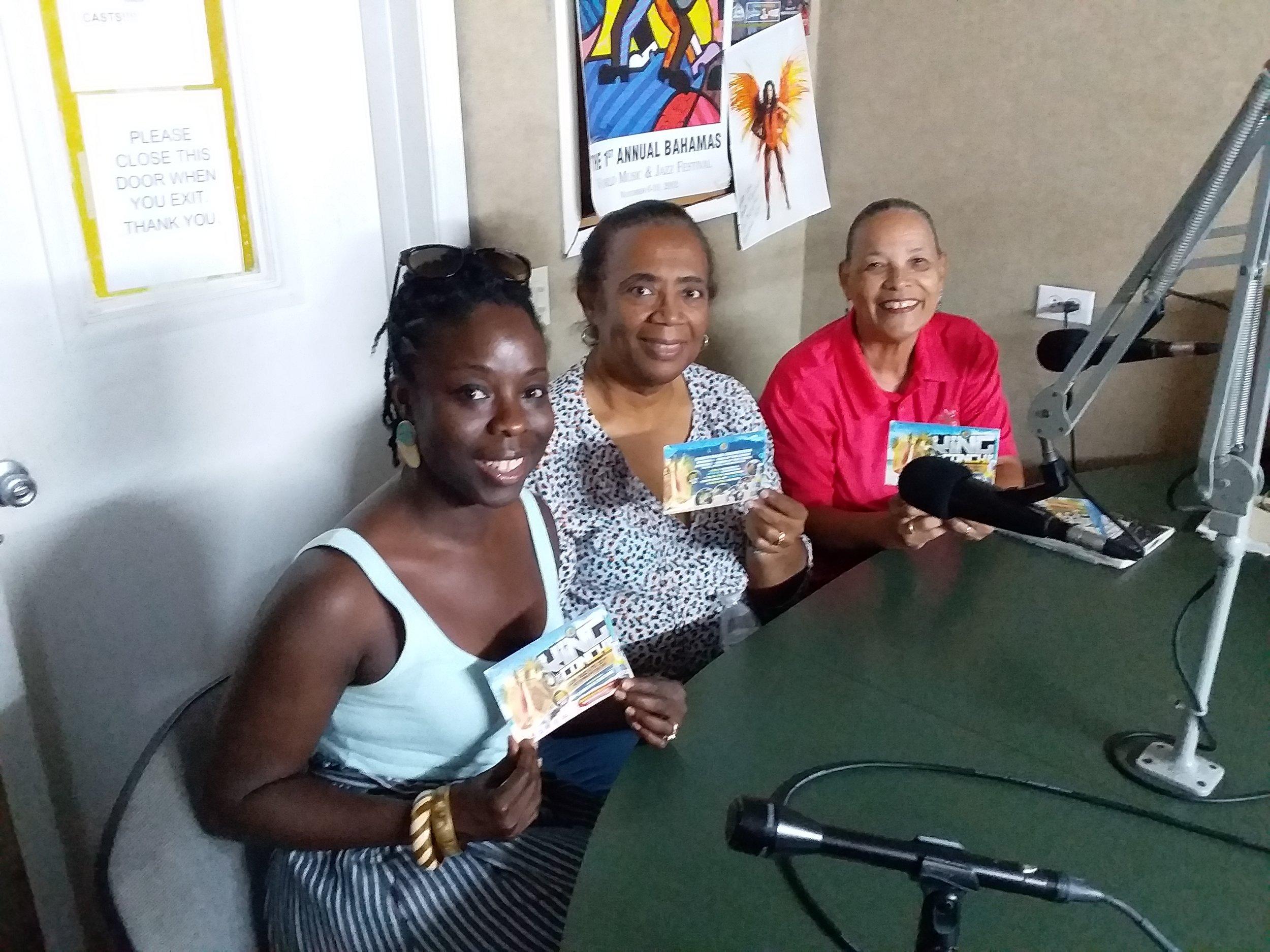 CN Radio with Niambi King of the Conch.jpg