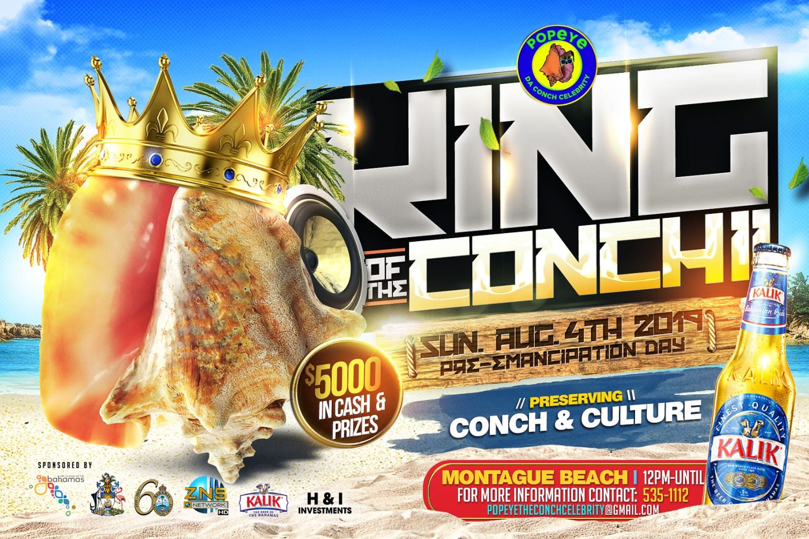King of the Conch Festival 2019 front.jpg