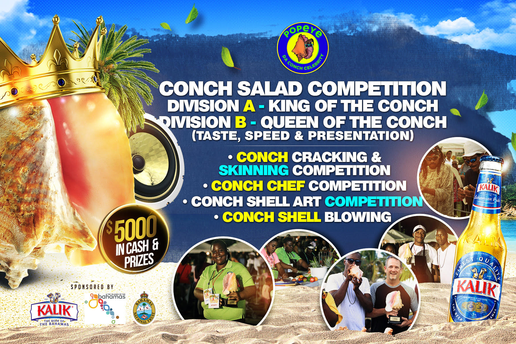 King of the Conch Festival 2019 back page.jpg