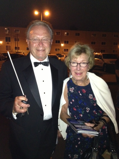 Maestro Guy Fox and his Wife Mary