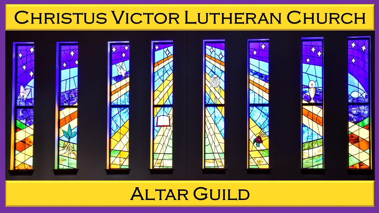 Altar Guild –    Karen Eberspacher