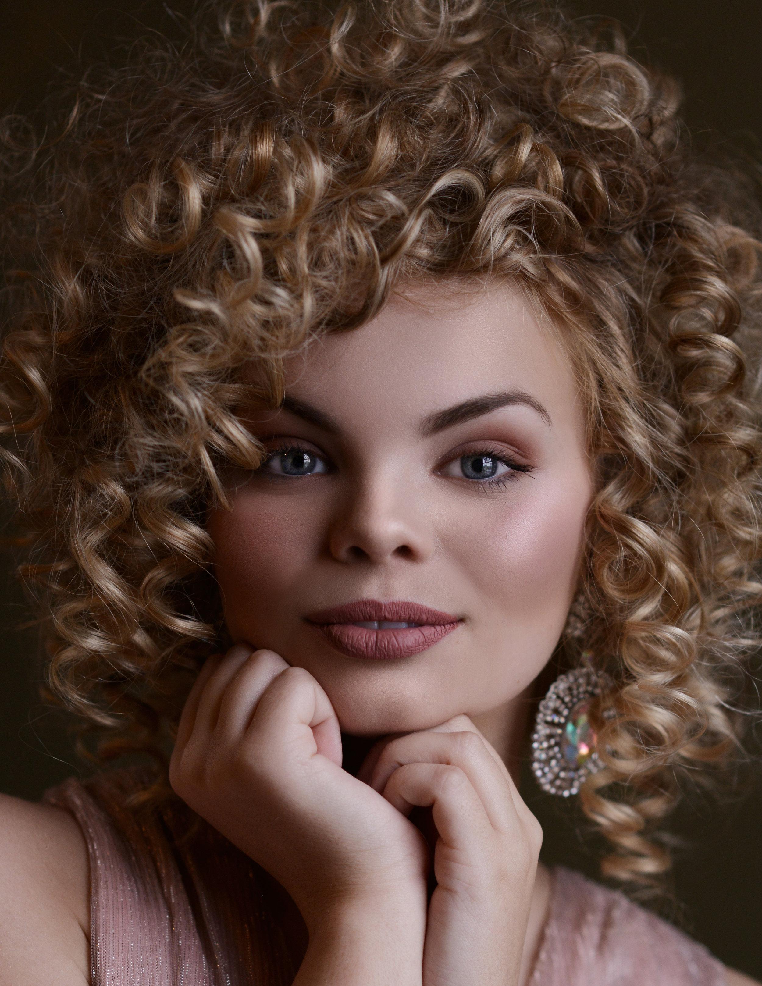 Stella Magazine Cover Photoshoot Houston Fashion Model Jadyn Diem
