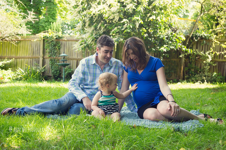 lifestyle maternity photography