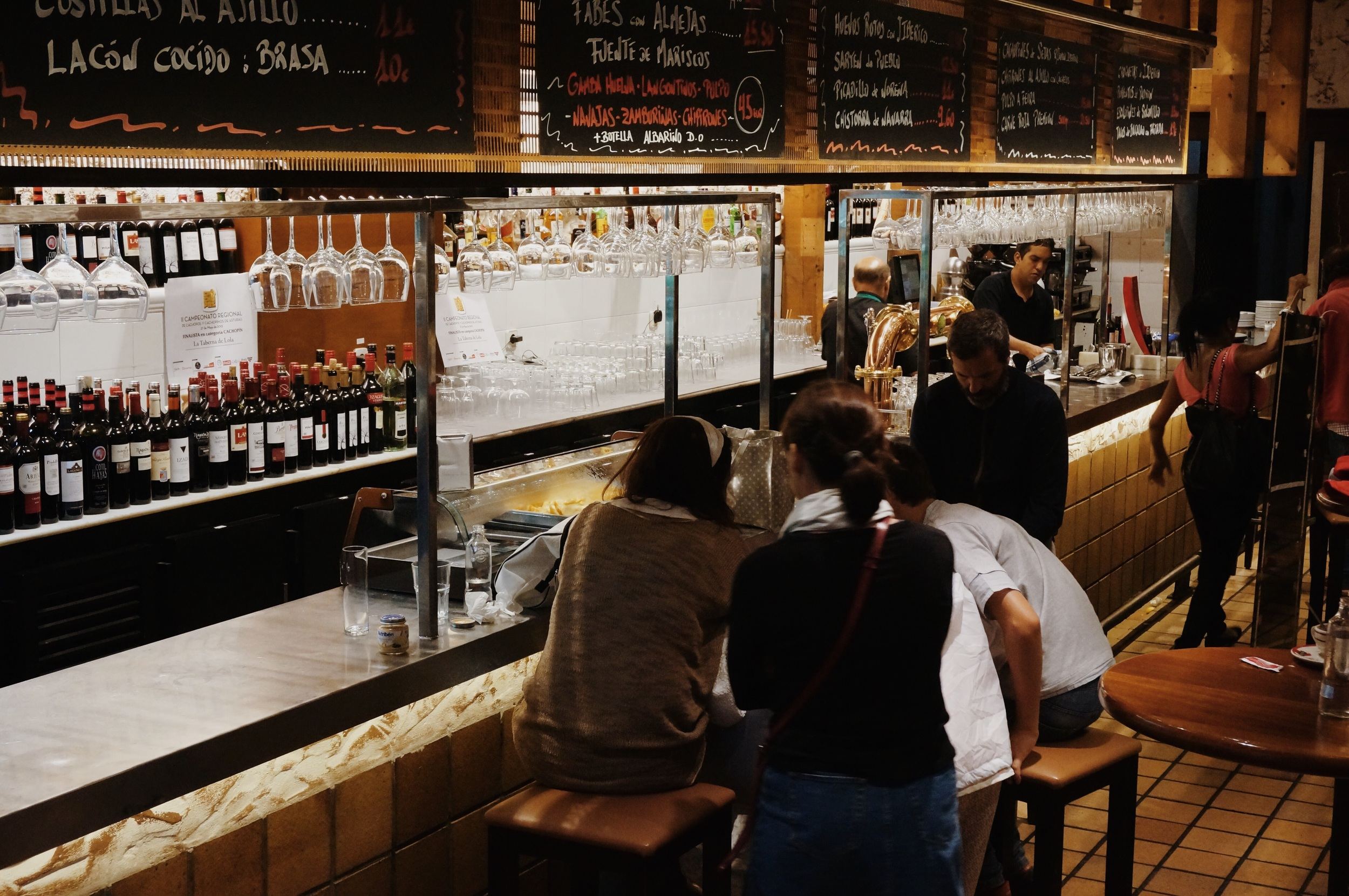 Make sure you make a pit stop at any of the many exceptional bars in the city.