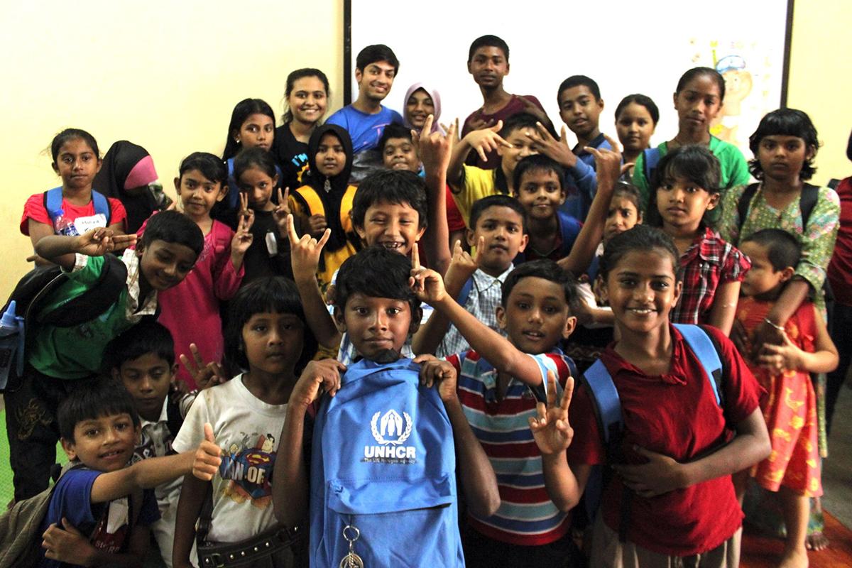 Youth Workshop, Johor Bahru, 2013