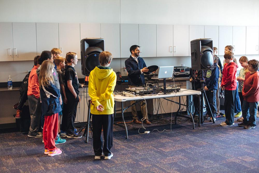 DJ Workshop, Grand Forks ND, 2016