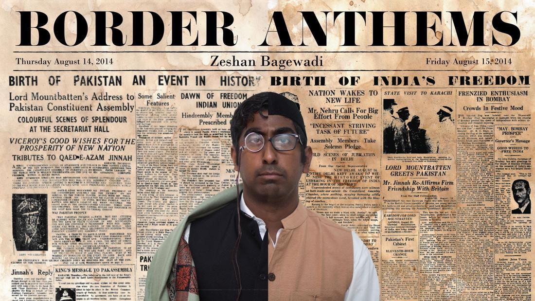 Border Anthems, Music Video, 2014