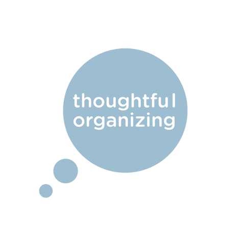 Thoughtful Organizing