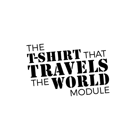 The T-Shirt that Travels the World