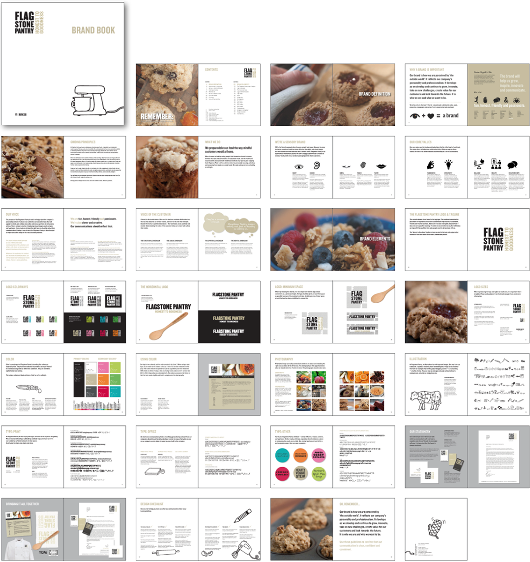 Flagstone Pantry Brand Guidelines