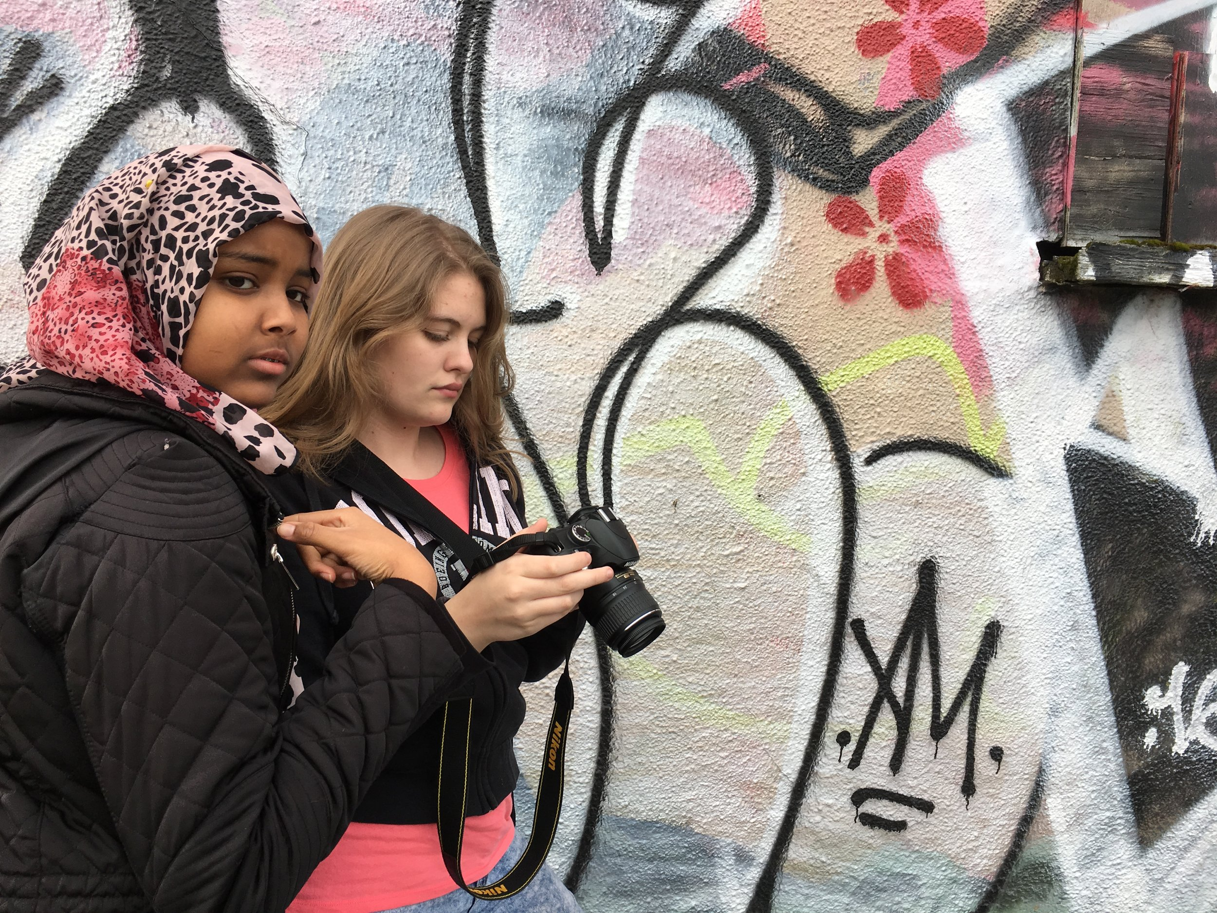 Curriculum Design - Cherry Street Films helps schools and community organizations teach digital storytelling and media literacy through several different programs ranging from Podcasting to Filmmaking. We design custom curriculum based on your organization's goals, program length, and desired results.