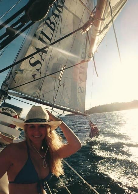 Captain Sarah