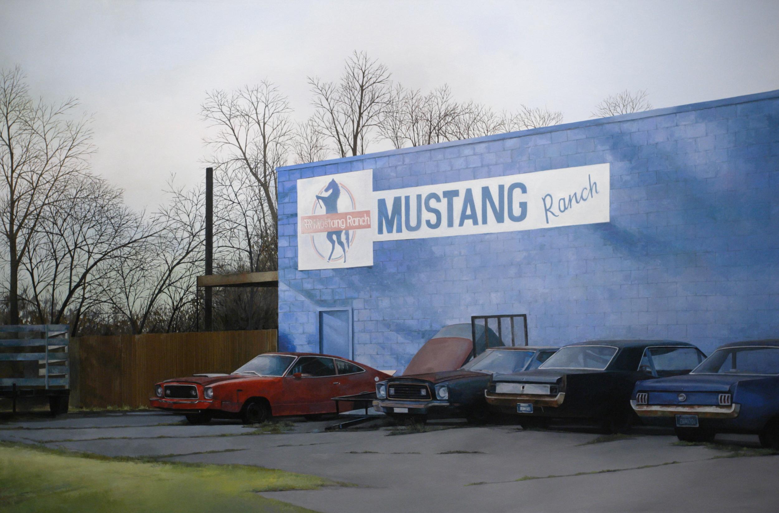 Mustang Ranch, 2010