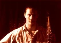 Scott Hill    Aldoush - Sax, Clarinet