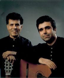 Farzin & Khosrow (Nikkan)    Guitar Duo  / Nevag Artist