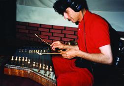 Alan Kushan Rumi Recording Sessions