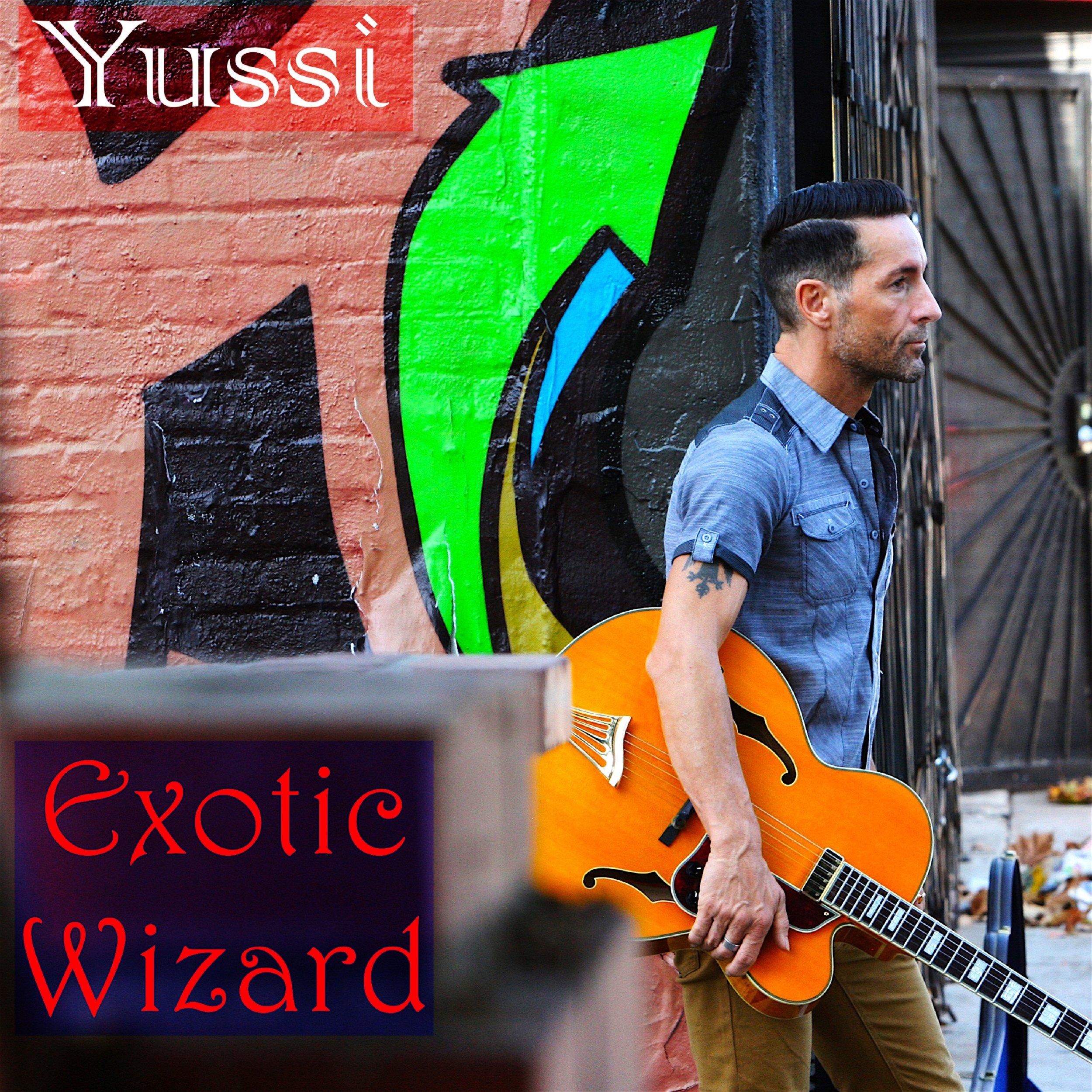 X DOT 25 Music - Yussi — X DOT 25 Music