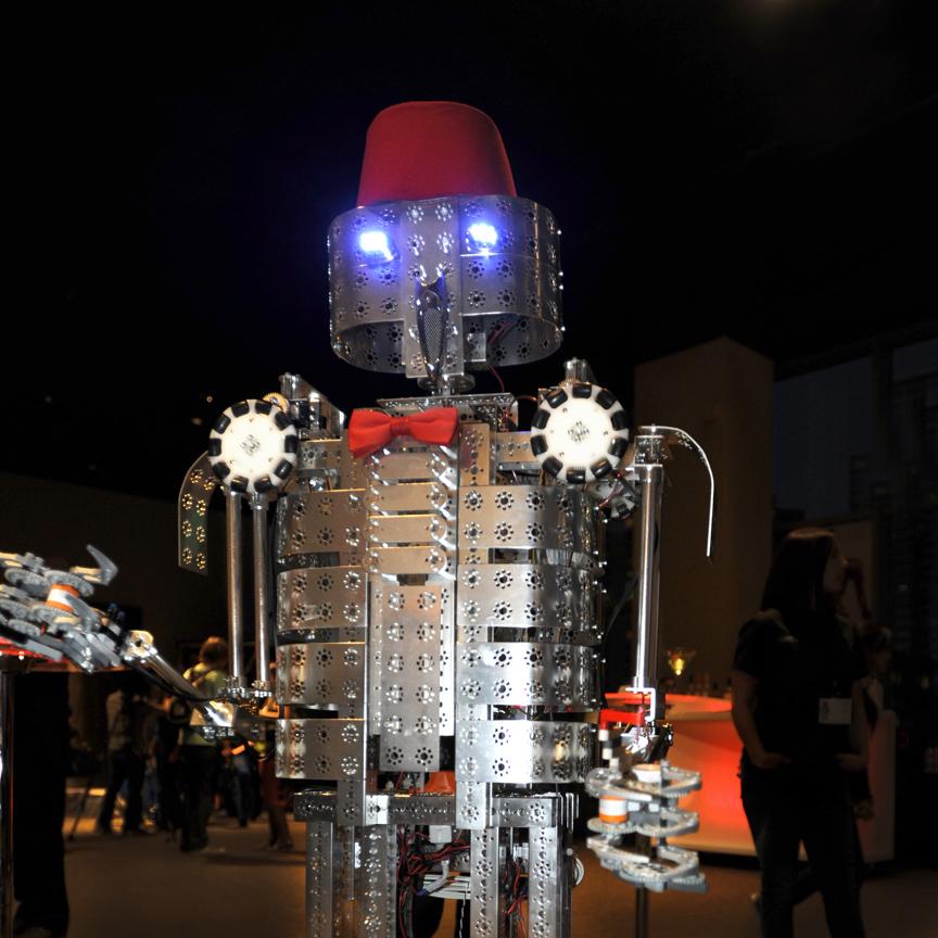 Cocktail Robot form Barbots.us