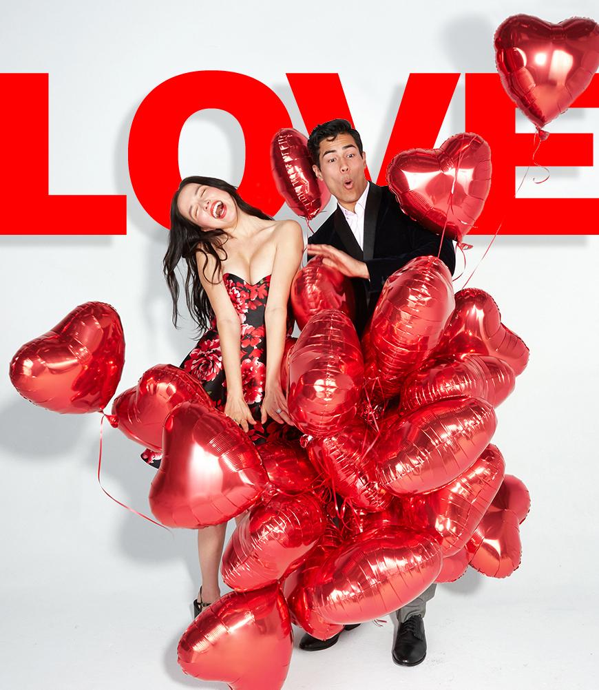 valentines hearts models