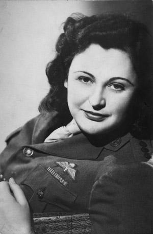 Nancy Wake ca. 1944
