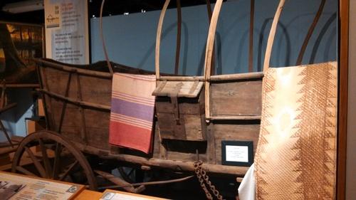Wagon, Distribution and Transportation Artifact
