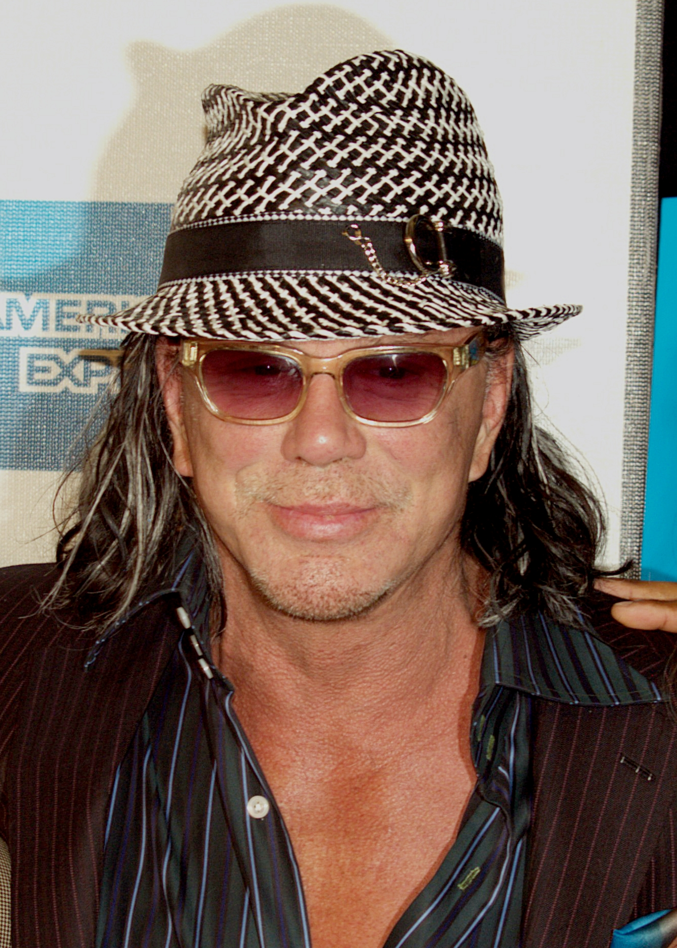 Is Mickey Rourke Rap or Poetry? Why?