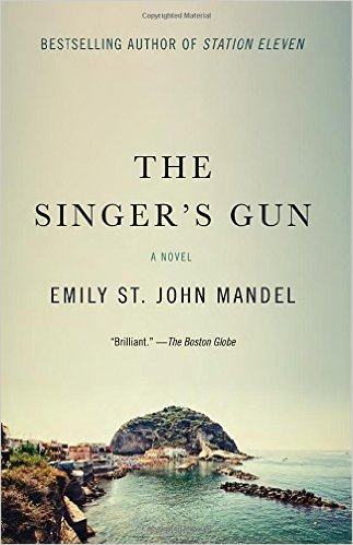 I'm kicking off 2017 with Emily St. John Mandel's second book, the only title of hers I haven't yet read.