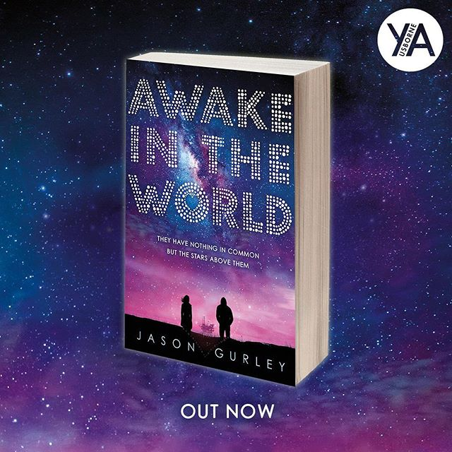 Exciting day — Awake in the World is out today in the UK!