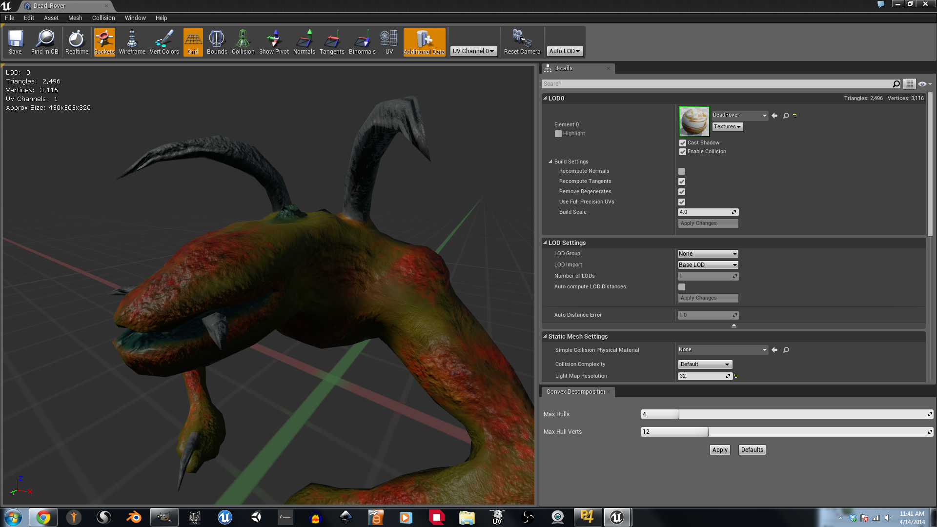 The hostile Dead Rover creature, one of many biological forms on Aether II.