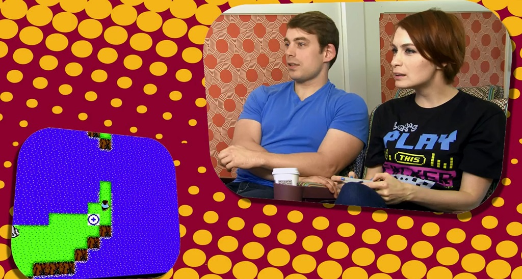Felicia Day on showcasing co-op gaming on her web show Co-Opitude.