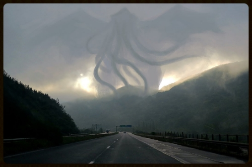 Let's hope, for all our sakes, Cthulu does not recur.